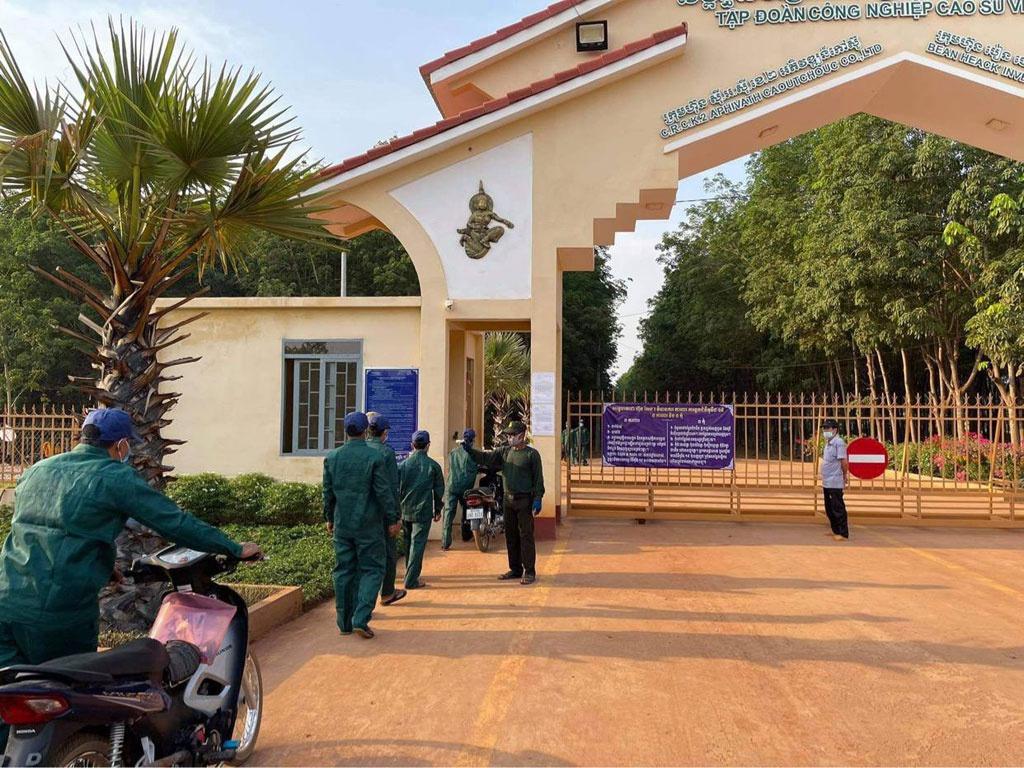 Gương sáng biên cương: Nhiệm vụ kép trên đất bạn Campuchia