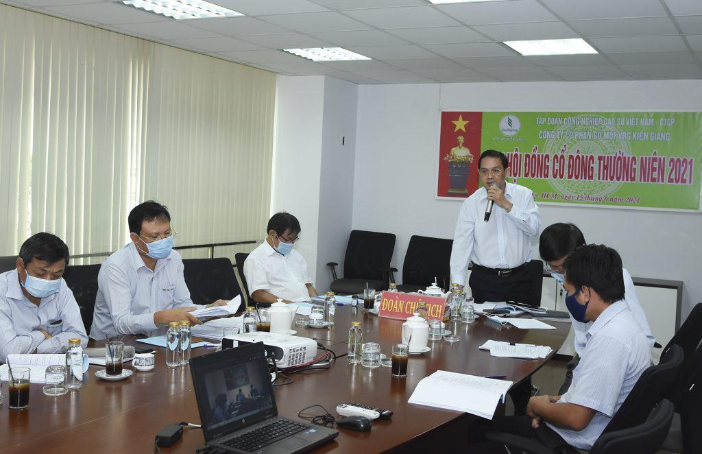 Gỗ MDF VRG Kiên Giang phấn đấu thu nhập bình quân đạt trên 7,8 triệu đồng/người/tháng