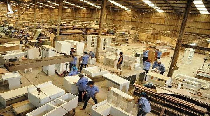 Xuất khẩu gỗ và đồ gỗ được dự báo phục hồi