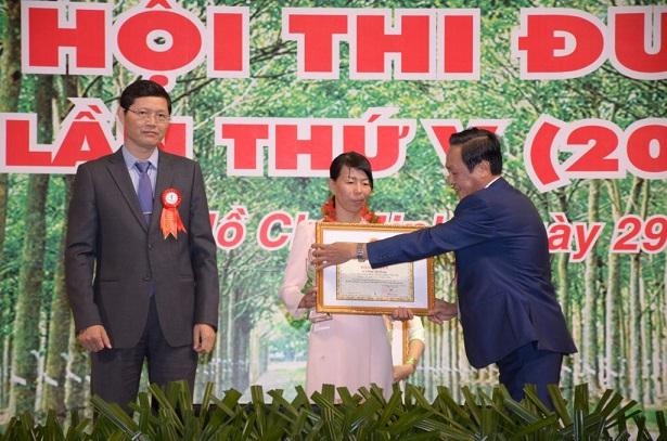 Lương Thị Dung: Nữ công nhân đi đầu trong lao động sản xuất