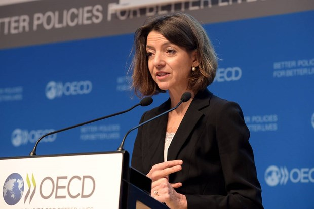 OECD lạc quan về triển vọng kinh tế thế giới trong năm 2021