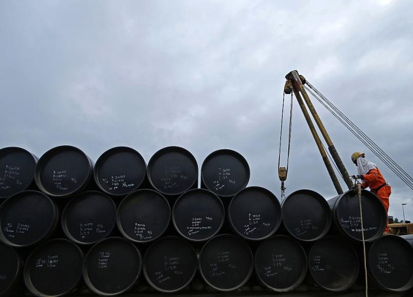 Giá xăng dầu hôm nay 15/1: Lấy lại đà tăng
