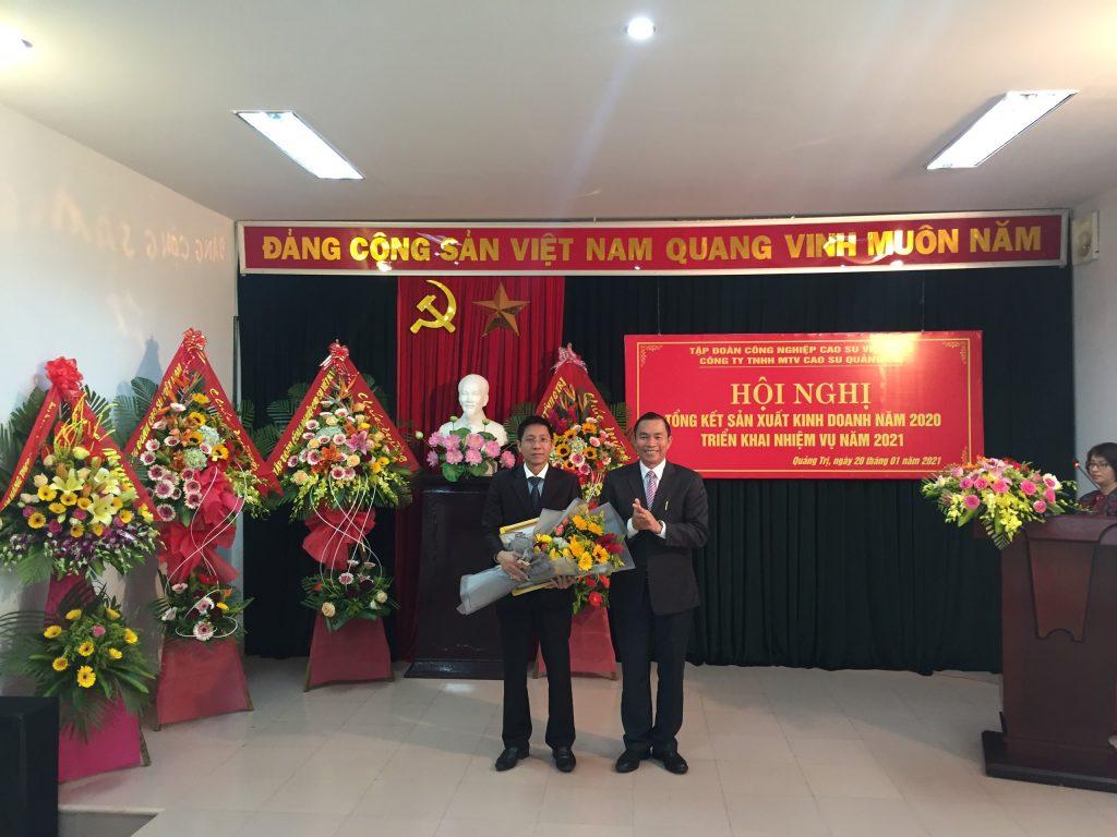 Cao su Quảng Trị đã nỗ lực, đảm bảo hiệu quả trong năm 2020