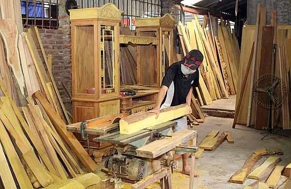 Xuất khẩu gỗ và sản phẩm gỗ tới thị trường Mỹ tăng 77%, thu về 2,3 tỷ USD