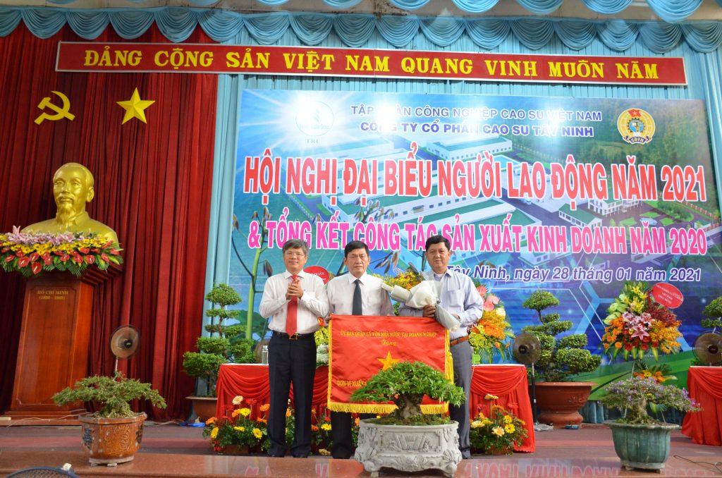Cao su Tây Ninh cần hợp tác liên kết phát triển nông nghiệp công nghệ cao