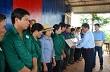 Cao su Chư Prông khen thưởng 25 công nhân hoàn thành kế hoạch