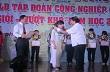 Khen thưởng 331 học sinh- con công nhân viên chức lao động ngành cao su