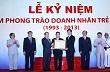 Hội Doanh nhân trẻ Việt Nam đón nhận Huân chương Lao động hạng Nhất