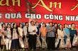 CĐ Caosu VN: Tổ chức ca nhạc tặng 330 phần quà tết cho CNVCLĐ