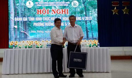 Bổ nhiệm mới TGĐ Công ty CPCS Dầu Tiếng – Kratie và Dầu Tiếng – Campuchia