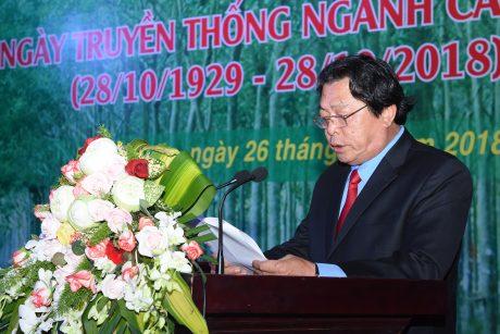 90 năm vinh quang công nhân cao su Việt Nam