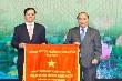Đảng bộ VRG nhận 2 Cờ thi đua xuất sắc của Đảng bộ Khối DNTW