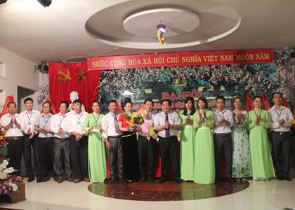 CÔNG ĐOÀN CTCP CAO SU SƠN LA TỔ CHỨC ĐHĐB CÔNG ĐOÀN LẦN THỨ III (NHIỆM KỲ 2017 – 2022)