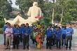 Đoàn Thanh niên VRG thăm mẹ Việt Nam Anh hùng