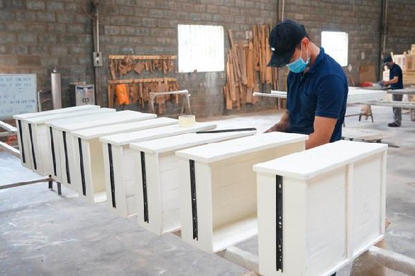 Đồ gỗ Việt tăng thị phần tại Mỹ, dẫn đầu xuất khẩu tại EU