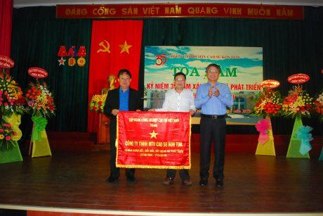 Cao su Kon Tum: Tọa đàm kỷ niệm 35 năm ngày thành lập