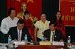 VRG: Khối thi đua số III, V, VIII và IX tổ chức ký kết giao ước năm 2013