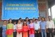 Công đoàn Cao su Đồng Phú tặng nhà mái ấm cho công nhân Cao su Quảng Trị