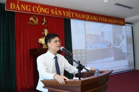940 cán bộ Công đoàn tham gia hội nghị trực tuyến về CPTPP