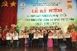 Cao su Phước Hòa vinh danh người lao động cống hiến trên 30 năm