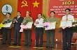 Công ty cao su Phú Riềng: Tổng kết công tác bảo vệ và hoạt động của các ban chỉ huy thống nhất
