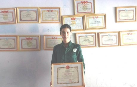 Phạm Thị Luyến – Không ngừng rèn luyện để trưởng thành