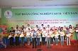 Tuyên dương con CBCNV-LĐ Tập đoàn Công nghiệp Cao su Việt Nam , ra mắt Hội đồng Quản lý Hội khuyến học 28/10, Ban liên lạc sinh viên