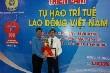 Cao su Phú Riềng được tôn vinh tại Triển lãm Tự hào trí tuệ Lao động VN