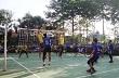 Công ty cao su Phú Riềng đoạt giải nhất giải bóng chuyền tứ hùng