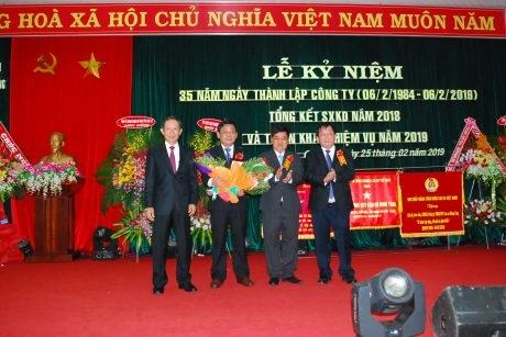 Ông Trương Minh Tiến giữ chức vụ Tổng Giám đốc Cao su Mang Yang