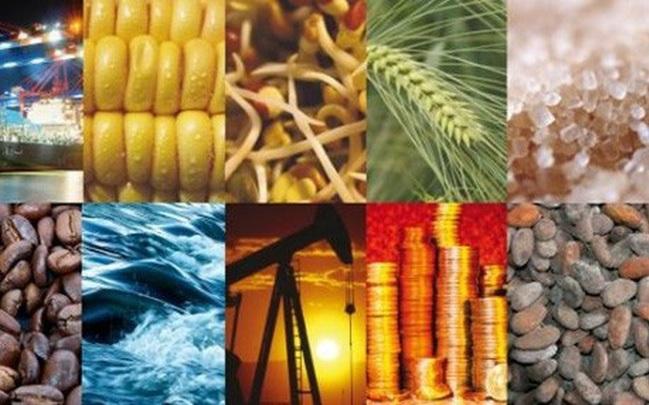 Thị trường hàng hóa ngày 03/4: Giá vàng, thép, quặng sắt, đường cùng tăng trong khi dầu thô và cao su giảm mạnh