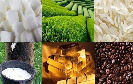 Thị trường hàng hóa ngày 11/5: Giá dầu, vàng, đồng, cao su, gạo và đậu tương đồng loạt tăng mạnh