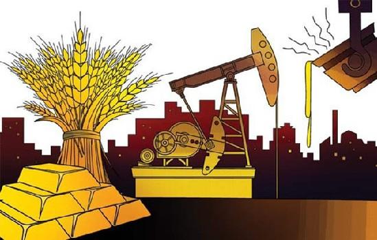 Thị trường hàng hóa ngày 15/5: Giá dầu, thép, đồng, chì đảo chiều tăng, trong khi vàng, cao su, cà phê đồng loạt giảm