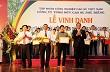Cty TNHH MTV Cao su Phú Riềng : vinh danh 28 gia đình công nhân cao su tiêu biểu và tuyên dương 1.846 hs, sv xuất sắc
