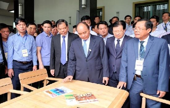 Thủ tướng đặt hàng ngành gỗ xuất khẩu đạt 20 tỷ USD trong năm 2025