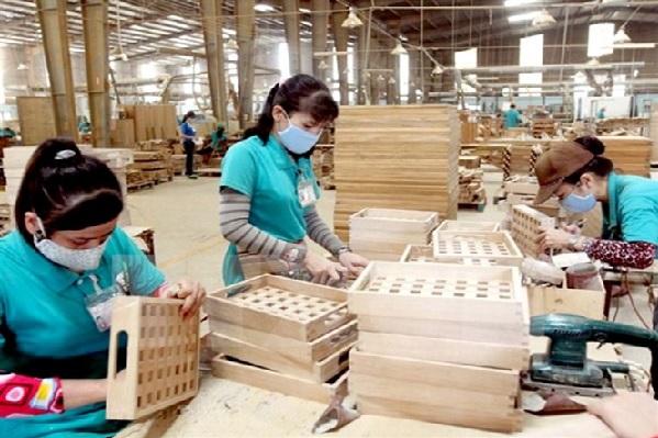 Xuất khẩu lâm sản tháng 8 tăng 16%