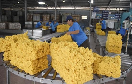 Xuất khẩu cao su quý 1: Lượng tăng nhưng kim ngạch giảm